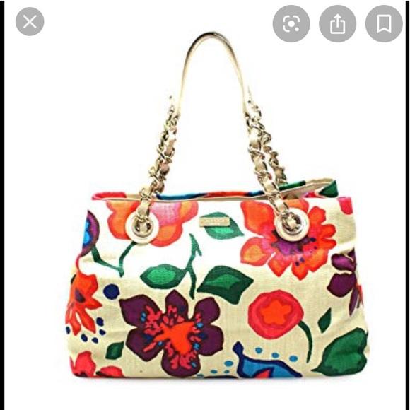 kate spade Handbags - Kate Spade Maryanne Floral Fiesta Handbag